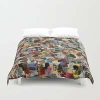 brave Duvet Covers featuring Brave by Deborah Jolly