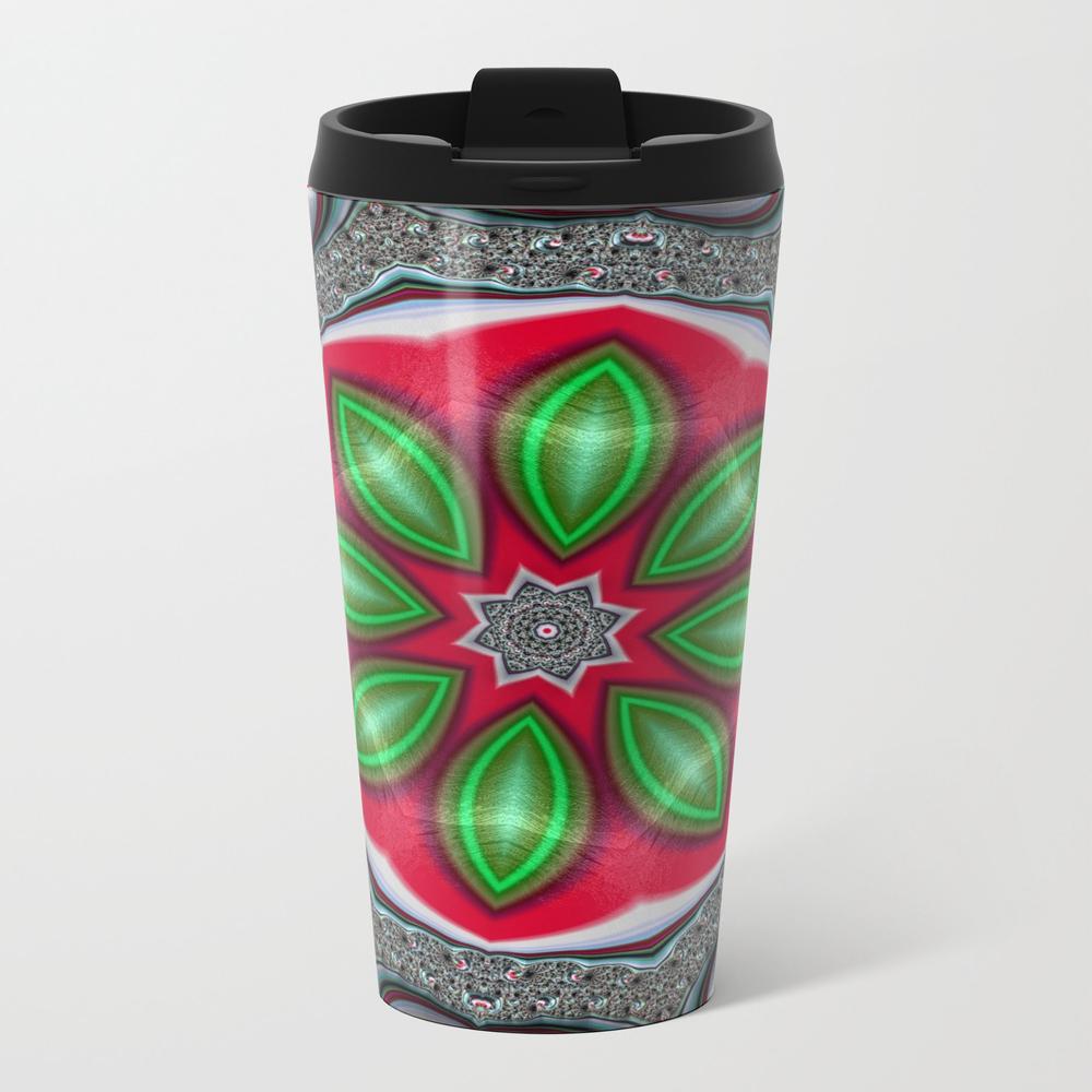 Peppermint Holiday Bliss 1 Travel Mug TRM8918288