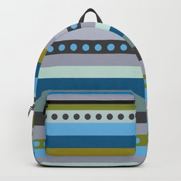 Stripes&dots Backpack