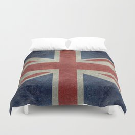 Union Jack (1:2 Version) Duvet Cover