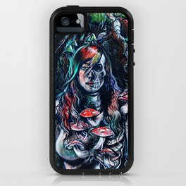 Burial Grounds iPhone Case