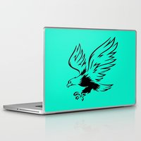 eagle Laptop & iPad Skins featuring Eagle  by ArtSchool