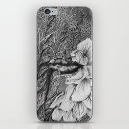 Dark mystery iPhone Skin