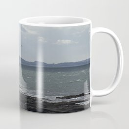 Arthur's Seat in the Distance Coffee Mug