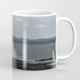 Arthur's Seat in the Distance Coffee Mug