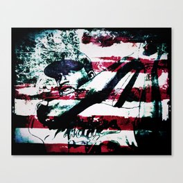 Hero I Canvas Print