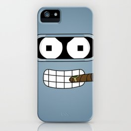 Bender Robot iPhone Case