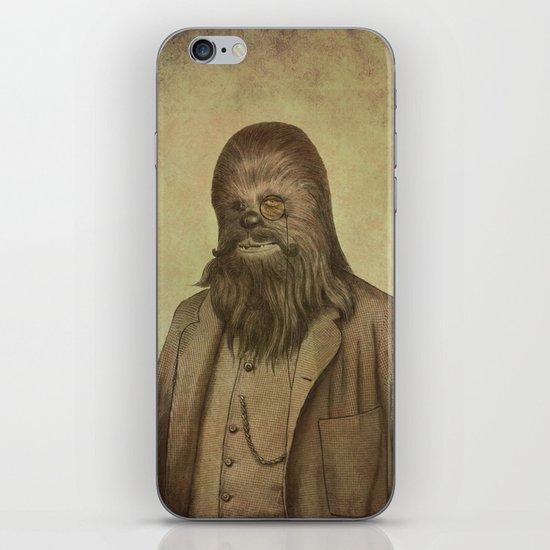 Chancellor Chewman  iPhone & iPod Skin
