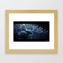 Halo Masterchief Colecction Framed Art Print