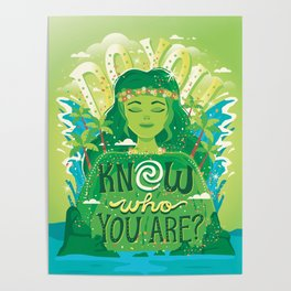 Know who you are Poster