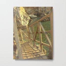 travel collection. Greece. Kefalonia Metal Print