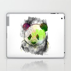 Marshmallow Panda Syndrome Laptop & iPad Skin