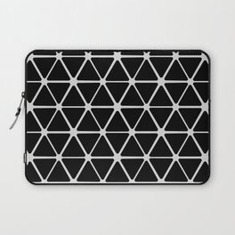 HEX - black & white Laptop Sleeve