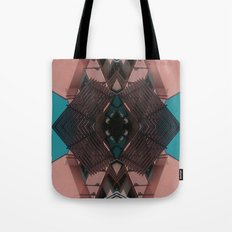 My city is my spaceship Tote Bag