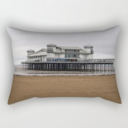 Weston-Super-Mare Grand Pier Rectangular Pillow