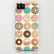 Doughnuts iPhone (5, 5s) Slim Case