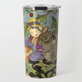 Sheltering The Little Folk Travel Mug