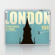Captain Jack's Sky Tours Laptop & iPad Skin