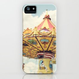 swings iPhone Case