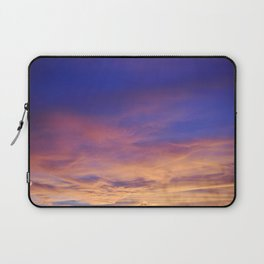 COME AWAY WITH ME - Autumn Sunset #1 #art #society6 Laptop Sleeve