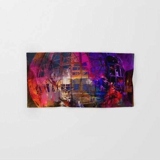 Atomium 58 Hand & Bath Towel