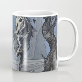 Helhest Three Legged Horse Coffee Mug