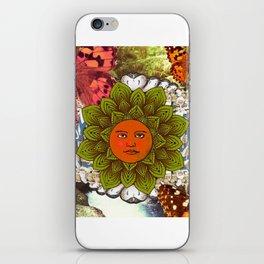 Energy Of The Sun iPhone Skin