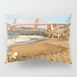Sign of San Francisco Pillow Sham