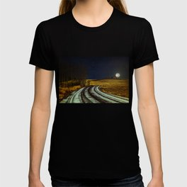 Somewhere, somebody out there is thinking of you T-shirt