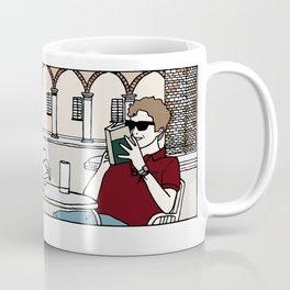 Call Me By Your Name scene Coffee Mug