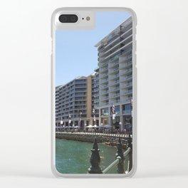 Seaside Sydney Clear iPhone Case