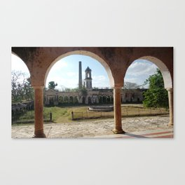 Hacienda Canvas Print