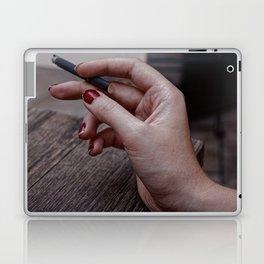Nicotine Laptop & iPad Skin