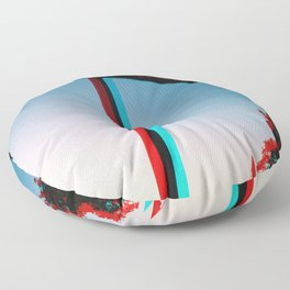 The Other - RG_Glitch Series Floor Pillow