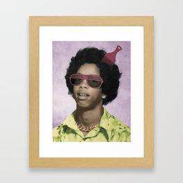 Classmates - Alfonso Framed Art Print