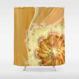 Unproximity Unveiled Flower  ID:16165-123540-89411 Shower Curtain