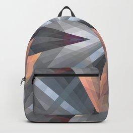 Geometric Mandala 08 Backpack