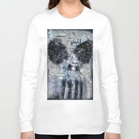 punisher Long Sleeve T-shirts featuring THE PUNISHER by JANUARY FROST