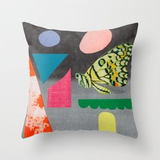 a bit for you, a bit for everyone Throw Pillow