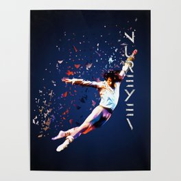 Fanfare for Nureyev Poster