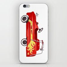 Firetruck iPhone & iPod Skin