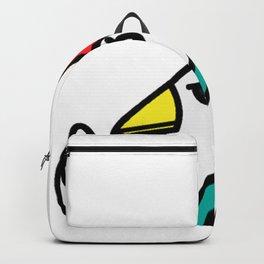 tyler duck Let's Fight!! Backpack