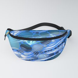 Underwater Ping Pong Fanny Pack