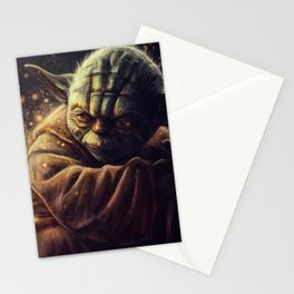 The Force Stationery Cards