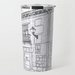 Alcalá Street Travel Mug