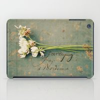 clover iPad Cases featuring clover by Beverly LeFevre