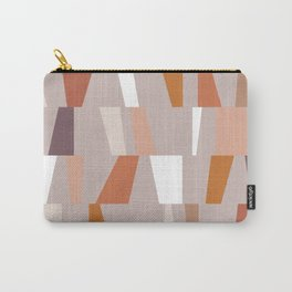 Neutral Geometric 03 Carry-All Pouch