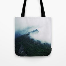 Film + Grain: Mountain Mist Tote Bag