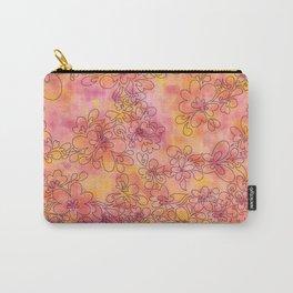 Blossum Carry-All Pouch