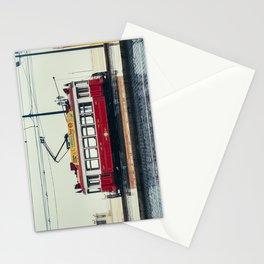 Tram number 6 Stationery Cards